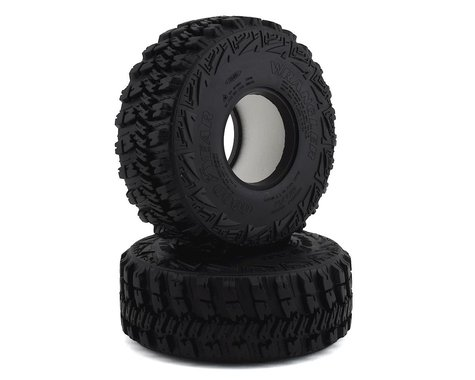 "RC4WD Goodyear Wrangler MT/R 1.9"" Scale Rock Crawler Tires (2) (X2)"