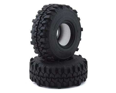 "RC4WD Interco Narrow 1.55"" Scale Rock Crawler Tires (2) (X2S³)"