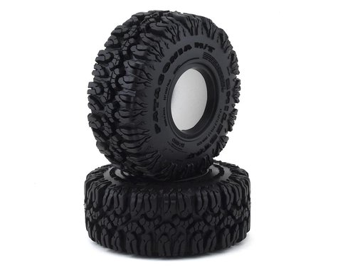 "RC4WD Milestar Patagonia M/T 1.9"" Scale Rock Crawler Tires (2) (X2S³)"