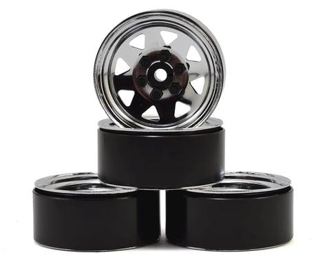 RC4WD 6 Lug Wagon 1.9 Stamped Steel Beadlock Wheel (Chrome)