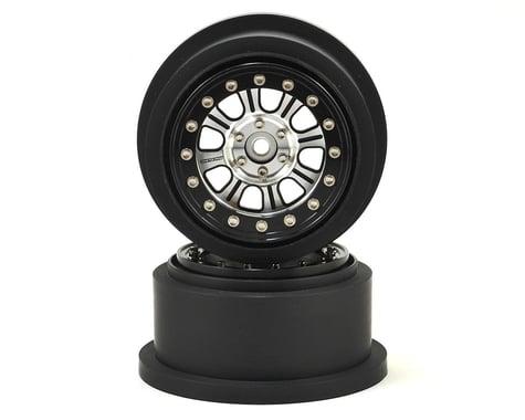 "RC4WD Raceline Monster 2.2""/3.0"" Short Course Beadlock Wheels"