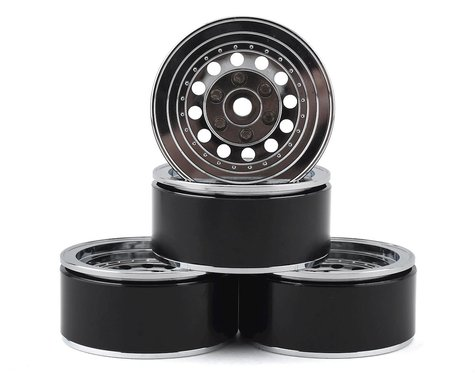 """RC4WD ION Style 71 1.9"""" Beadlock Wheels (Silver) (4)"""