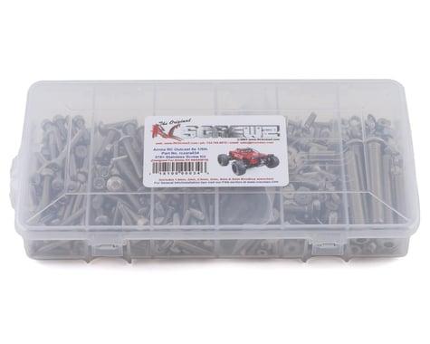 RC Screwz Arrma Outcast 8S Stainless Steel Screw Kit