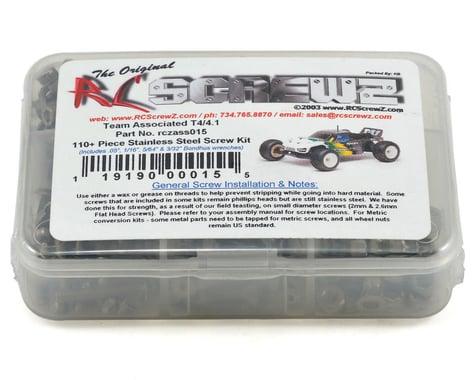 RC Screwz T4/T4.1 Stainless Steel Screw Kit