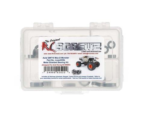 RC Screwz Metal Shielded Bearings SMT10 Max-D