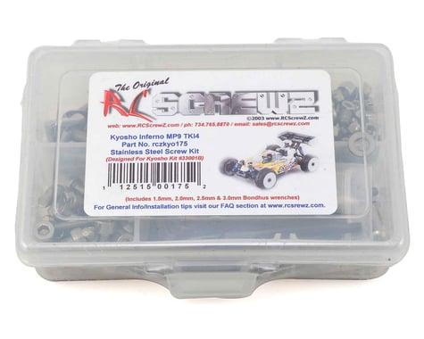 RC Screwz Kyosho MP9 TKI4 Stainless Screw Kit