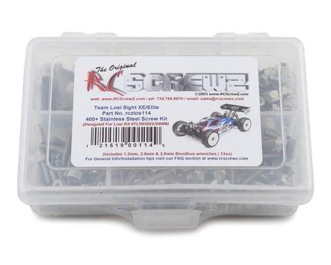 RC Screwz Losi 8IGHT XE/Elite Stainless Steel Screw Kit
