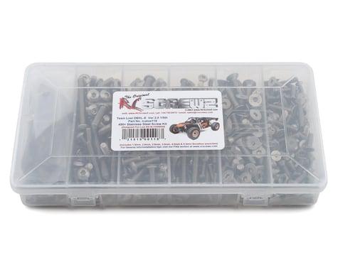 RC Screwz Losi DBXL-E 2.0 Stainless Steel Screw Kit