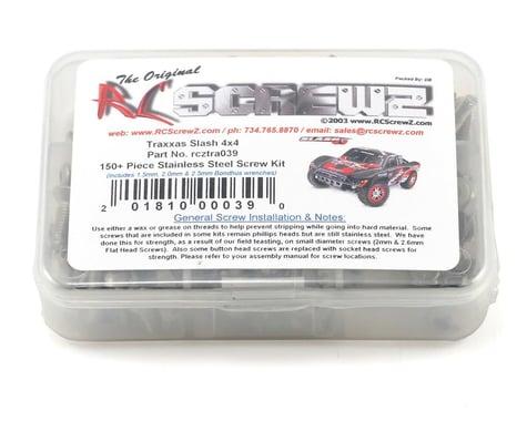 RC Screwz Traxxas Slash 4x4 Stainless Steel Screw Kit