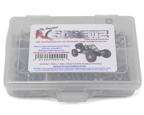 RC Screwz Vaterra Twin Hammers Rock Racer Stainless Steel Screw Kit