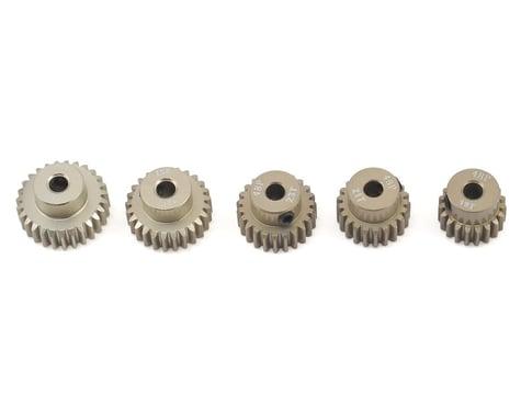 Ruddog 5-Pack 48P Aluminum Pinion Gear Odd Pack (19,21,23,25,27T)