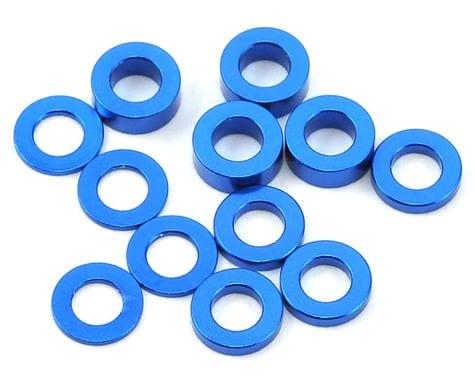Ruddog 3mm Washer Set (Dark Blue) (0.5mm/1.0mm/2.0mm)