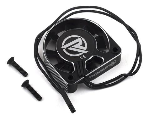 Ruddog 40mm Aluminum HV High Speed Cooling Fan (Black)