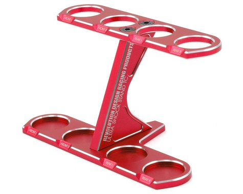 Revolution Design Ultra Shock Stand TC (Red)