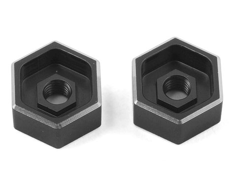 Revolution Design B6 Battery Thumb Nuts (Black) (2)
