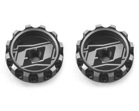 Revolution Design XB2 Battery Thumb Nut (Black) (2)