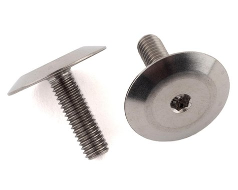 Revolution Design Titanium Rear Wing Mount Screws (2)