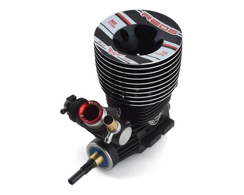 REDS 721 Scuderia Gen 2 S Series .21 Off-Road Competition Nitro Engine (Black)