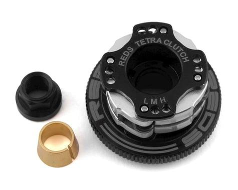 """REDS 32mm """"Tetra"""" V3 Steel Off-Road Adjustable 4-Shoe Clutch System"""