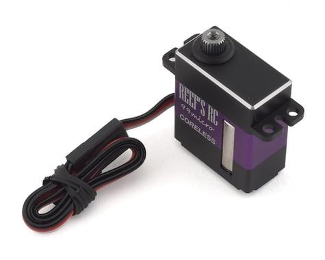 Reefs RC 99micro High Torque/Speed Metal Gear Digital Micro Servo (High Voltage)