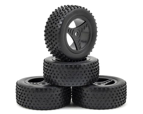 Redcat Pre-Mounted Sumo Buggy Tire (4)