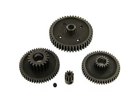 Redcat RCT-H106 RS10 Steel Gear Set 10T Pinion Rockslide RS10