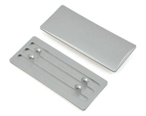 Redcat Everest Gen7 Aluminum Hook & Loop Body Mount Plate