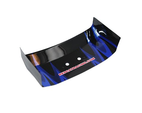 Redcat Racing Off Road Buggy Wing, Blue Scheme REDKB-61075