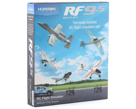 RealFlight 9.5 Flight Simulator (Software Only)