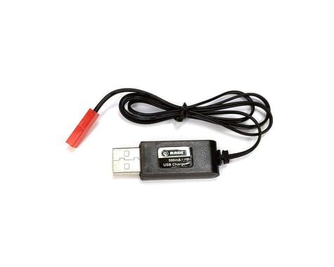 Rage RC HoverJet 3.7V 500mA USB Charger RGR4127