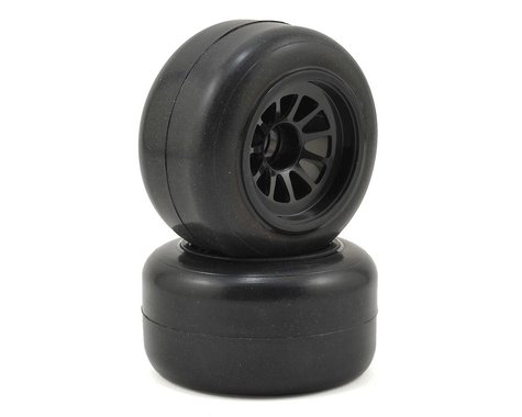 Ride GR F-1 Front Pre-Mounted Rubber Tires (2)
