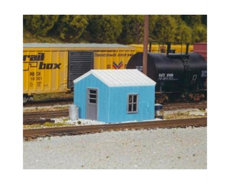 Rix Products HO KIT RR Yard Office Building