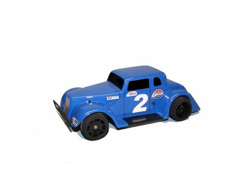 R/C Legends 34 Coupe Clear Body
