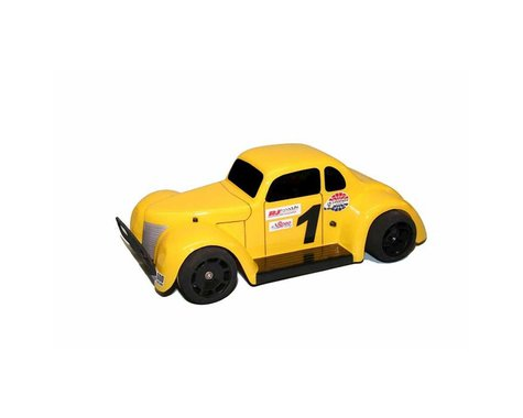 R/C Legends 40 Coupe Clear Body