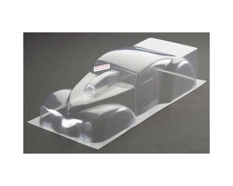 RJ Speed '41 Willys Pro Mod Body (Clear)