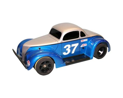 R/C Legends 37F Coupe Clear Body