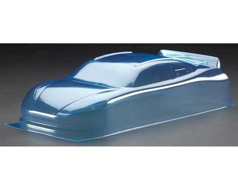 RJ Speed 1/10 2012 Clear Stock Car Body w/Molded Spoiler (Clear)