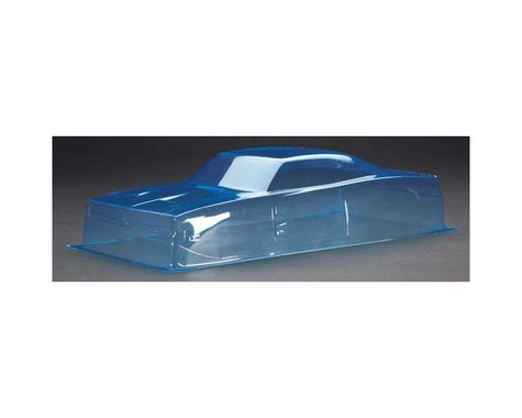 RJ Speed 1/10 69 D Style Stock Car Body (Clear)