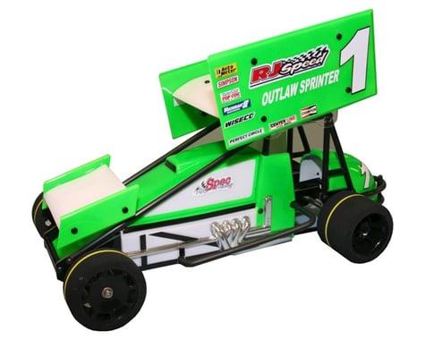 RJ Speed 1/10 Outlaw Sprinter Kit