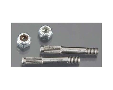 RJ Speed Threaded Stub Axles w/Nuts (2)