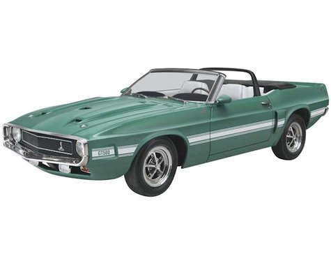 Revell Germany 1/25 1969 Shelby Gt500 Convertible