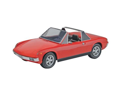 Revell Germany 1/25 '72 Porsche 914-6 2'n1