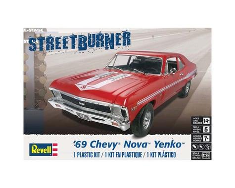 Revell Germany 1 25 '69 Chevy Nova Yenko