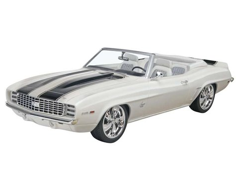 Revell Germany 1/25 '69 Camaro Convertible
