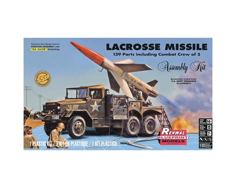 Revell Germany 1/32 Lacross Missile