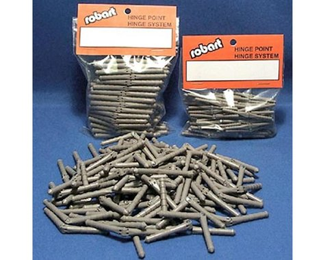"Robart 3/16""SteelPin Super HingePoint(100)"