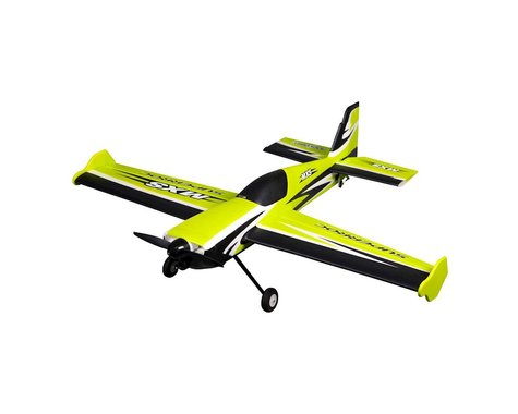 RocHobby MXS V2 PNP Electric Airplane (Green) (1100mm)