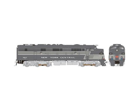 Rapido Trains HO FL9 Rebuilt, MTNTH/NYC #2013