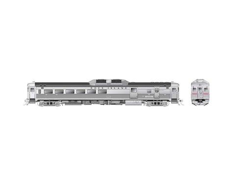 Rapido Trains HO Budd RDC3 Phase 1b w DCC & Sound CRI&P #9003