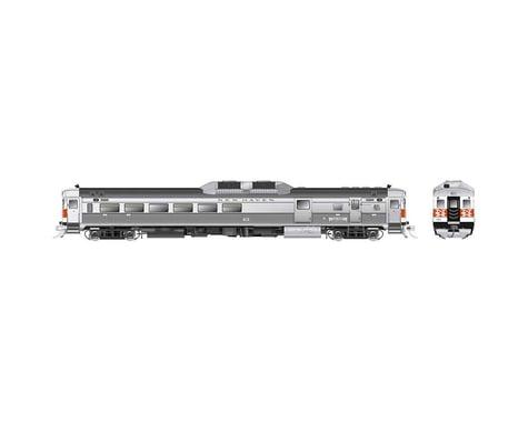 Rapido Trains HO Budd RDC2 Phase 1b w/DCC&Sound, NH/McGinnis#125